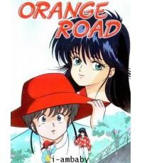 Orange Road ถนนสายนี้มีแต่เปรี้ยว V2D ชุด 3 แผ่น พากย์ไทย