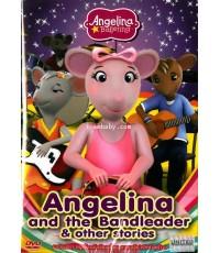 Angelina And The Bandleader แองเจลีน่า หนูน้อยนักบัลเลต์ชุดแองเจลีน่ากับหัวหน้าวง 1 DVD 2ภาษา