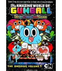 The Amazing World Of Gumball Volume 1-9 [Sound-English, Thai/Sub English,Thai]