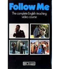 BBC DVD English Follow Me ชุด 5 DVD [Soundtrack]เสียงอังกฤษ- ไม่มีซับ