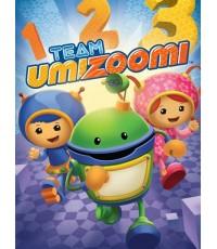 Team Umizoomi Season 1-2 ชุด 4 DVD [Soundtrack]เสียงอังกฤษ- ไม่มีซับ