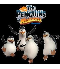 The Penguins of Madagascar Season 1-2 DVD 4 แผ่น [Soundtrack]เสียงอังกฤษ- ไม่มีซับ