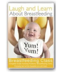 Laugh and Learn About Breastfeeding (2005) - 1 DVD [Soundtrack]เสียงอังกฤษ- ไม่มีซับ