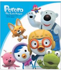 Pororo เพนกวินป่วนก๊วนขั้วโลก Vol. 1- 10 = 10 DVD Masterเสียงไทย