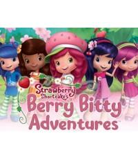 Strawberry shortcake Berry Bitty Adventure vol.1-6 6 DVD[พากย์ไทย-อังกฤษ/บรรยายไทย]