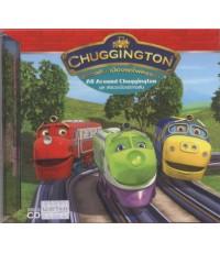 Chuggington All Around Chuggington ชักกิงตันเมืองรถไฟหรรษา ชุดสำรวจเมืองชักกิงตัน 1 VCDพากย์ไทย