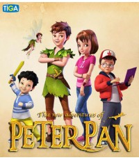 The New Adventure Of Peter Pan Vol.1-6 เดอะนิวแอดเวนเจอร์ ออฟ ปีเตอร์แพน ชุด 6 DVDจบ