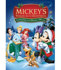 Mickey\'s Magical Christmas Snowed In at the House of Mouse (2001] [Sound English Sub English]
