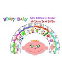 Brainy Baby [Mini Complete Boxset] [Sound-English] 4 Discs