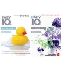 BRAINY BABY - Baby IQ Series 1 [Sound-English] 2 Discs