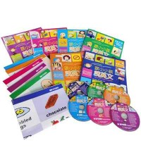 Talk to Your Child in English [DVD+CD E Book][Sound-English] 7 Discs