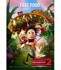 Cloudy with a Chance of Meatballs 2 [2013] [Sound-English,Thai /Sub-English,Thai]