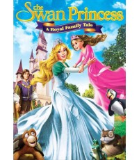 The Swan Princess A Royal Family Tale [2014]Sound-English,Thai / Sub-English,Thai