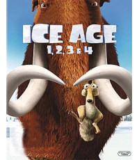 Ice Age The Mammoth Pack HD2DVD 2 Discs