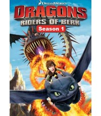 Dragons Riders of Berk Complete Season 1 [Sound-Thai] 2 Discs