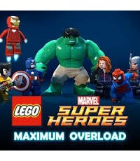 LEGO Marvel Super Heroes Maximum Overload (2013) [Sound-English,Thai]
