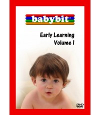 Babybit Early Learning Vol.1-2 +PDF Books 2 Discs