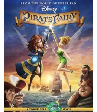 Tinker Bell and The Pirate Fairy [2014] [Sound-Thai,English/Sub-English, Thai]