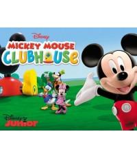 Mickey Mouse Clubhouse [Sound-English] DVD ชุด 8 แผ่น