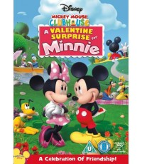 Mickey Mouse Clubhouse A Valentine Surprise For Minnie [2006] [Sound-English]