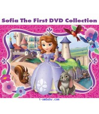 Sofia The First DVD Collection Set 8 Discs