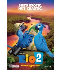 Rio 2 (2014) [Sound-Thai,English /Sub-Thai,English]