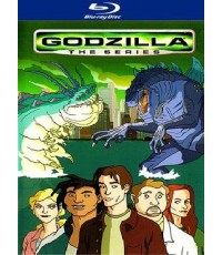 Godzilla - The Complete Animated Series [1998] Complete 2 Seasons [Sound-English] 4 Discs