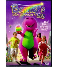 Barney\'s Great Adventure The Movie [Sound-English]