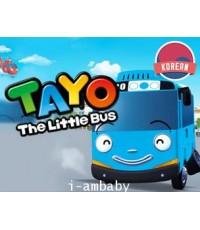 TAYO The Little Bus Series 2 [Sound-English] 2 Discs