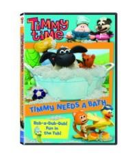 Timmy Time - Timmy Needs A Bath  [Soundtrack ภาษาแกะ]