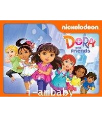 Dora and Friends Into the City Season 1 [disc 1 Episode 1-8] [Sound-English / Sub-English]