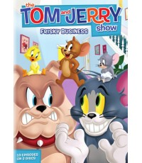 The Tom and Jerry Show [2014] Season 1 Part 1 Vol.1-2[Sound-English,Thai /Sub-English, Thai] 2 Discs