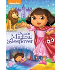 Dora the Explorer Dora\'s Magical Sleepover [2014]Sound-English
