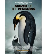 March of the Penguins เพนกวิน หัวใจจักรพรรดิ 1 Disc [ Sound-French,Thai / Sub-English ]