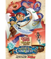 Captain Jake and the Never Land Pirates: The Great Never Sea Conquest (2016) [เสียง-ซับไทย/อังกฤษ]