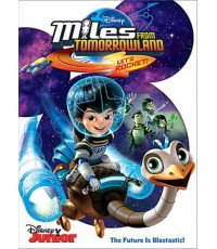 Miles Away From Tomorrowland - Let\'s Rocket [พากย์ไทย-อังกฤษ/ บรรยายไทย-อังกฤษ]  1 Disc