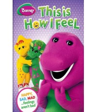 Barney This Is How I Feel (2014) [Soundtrack]เสียงอังกฤษ- ไม่มีซับ 1 Disc