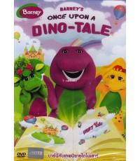 DVD มาสเตอร์ Barney\'s Once Upon A Dino-Tale บาร์นี่กับเทพนิยายไดโนเสาร์