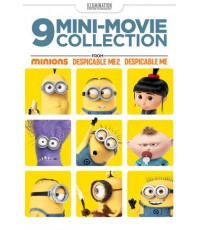 9 Mini-Movie Collection From Minions, Despicable Me 1-2 [พากย์ไทย-อังกฤษ/ บรรยายไทย-อังกฤษ] 1 Disc