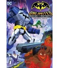 Batman Unlimited: Mech vs Mutants (2016) [พากย์ไทย-อังกฤษ/ บรรยายไทย-อังกฤษ] 1 Disc