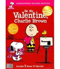 Peanuts Be My Valentine, Charlie Brown Deluxe Edition [พากย์อังกฤษ/ บรรยายไทย-อังกฤษ] 1 Disc