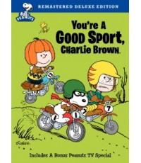 Peanuts You\'re A Good Sport, Charlie Brown [พากย์อังกฤษ/ บรรยายไทย-อังกฤษ] 1 Disc