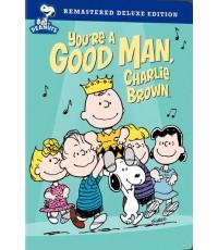 PeanutsYou're a Good Man, Charlie Brown [พากย์อังกฤษ/ บรรยายไทย-อังกฤษ] 1 Disc