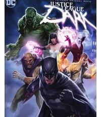 Justice League: Dark (2017) [พากย์ไทย,อังกฤษ-บรรยายไทย,อังกฤษ] 1 Disc