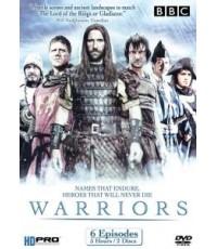 BBC WARRIORS มหาบุรุษนักรบ [พากย์ไทย,อังกฤษ/บรรยายไทย,อังกฤษ] 2 Discs
