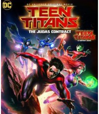 Teen Titans -The Judas Contract (2017) [พากย์ไทย/อังกฤษ-บรรยายไทย/อังกฤษ] 1 Disc