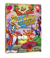 Tom and Jerry Willy Wonka and the Chocolate Factory (2017) [พากย์ไทย/อังกฤษ-บรรยายไทย/อังกฤษ] 1 Disc