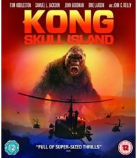 KONG SKULL ISLAND (2017) [พากย์ไทย/อังกฤษ-บรรยายไทย/อังกฤษ] 1 Disc