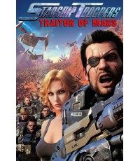 Starship Troopers: Traitor of Mars (2017)[พากย์ไทย/อังกฤษ-บรรยายไทย/อังกฤษ] 1 Disc