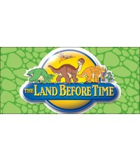 The Land Before Time ญาติไดโนเสาร์เจ้าเล่ห์ Vol.1-14 [พากย์ไทย-อังกฤษ/บรรยายไทย-อังกฤษ] 14 Discs